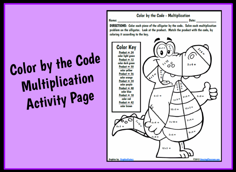 Math - Numbers & Operations - Multiplication - Common Core State ... Arrays Worksheet