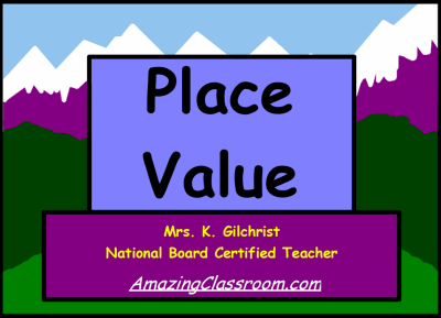 Math - Numbers & Operations - Place Value - Common Core State ...