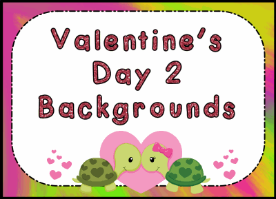 Valentine's Day 2 Backgrounds