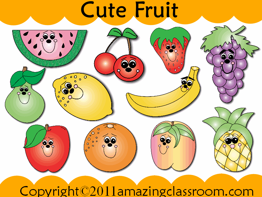 cute fruit pictures page - photo #32