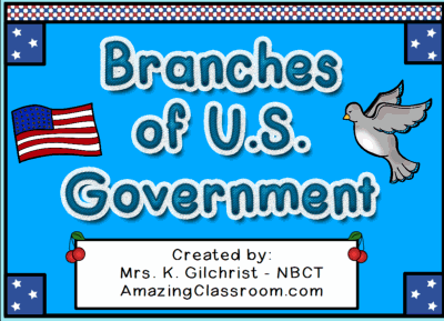 Branches of U.S. Government - Smart