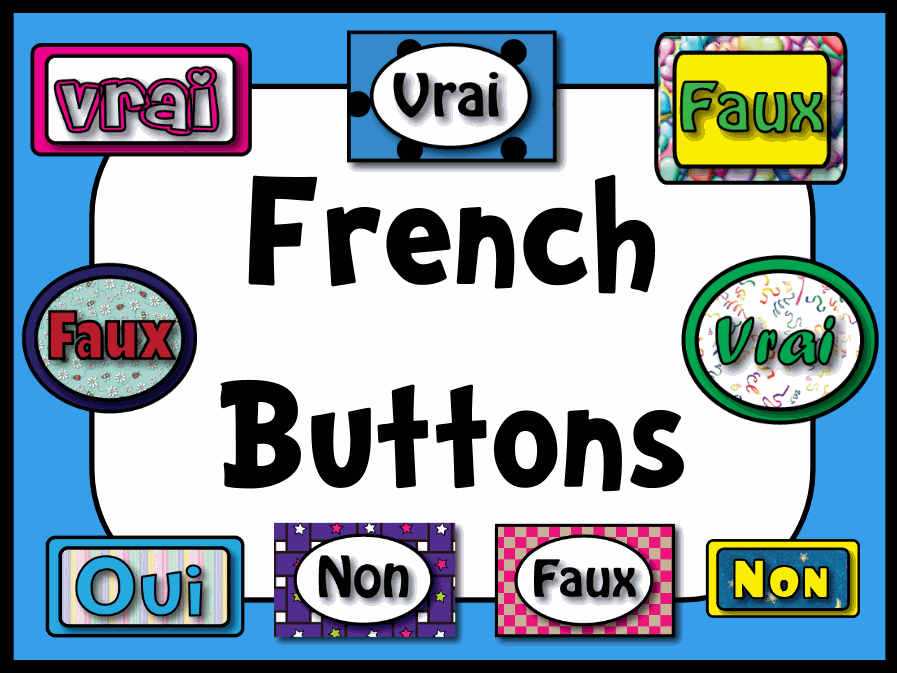 French Buttons