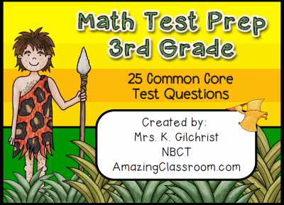 Math Test Prep 3rd Grade Smart File
