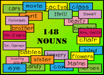 Nouns 2 Resource Pack