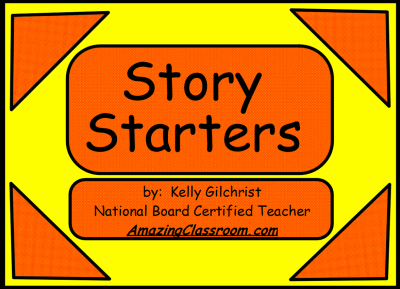 story starters 6th grade Great activities for preschool - sixth grade free creative writing activities and worksheets for young creative corner - story starter worksheets for the.