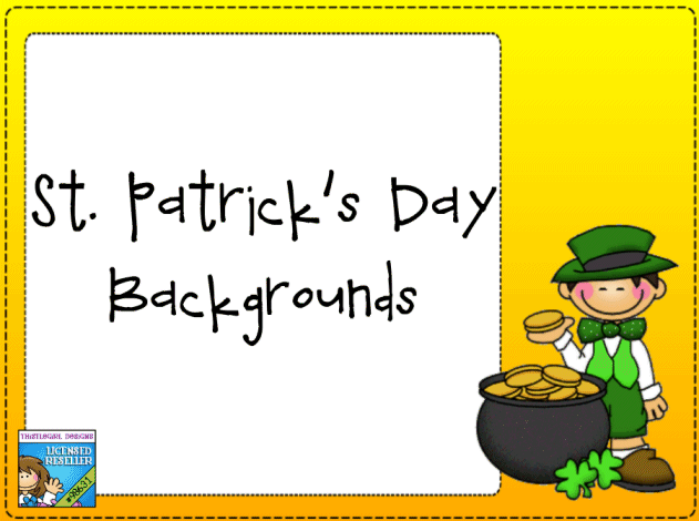 St. Patrick's Day Backgrounds
