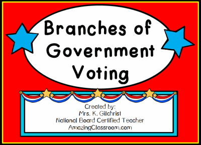 Branches of Government Voting