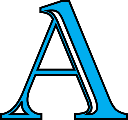 Aqua Design Uppercase Letters Promethean Resource Gallery Pack ...