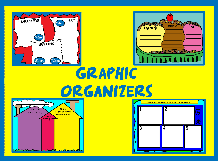 graphic organizer backgrounds promethean resource gallery